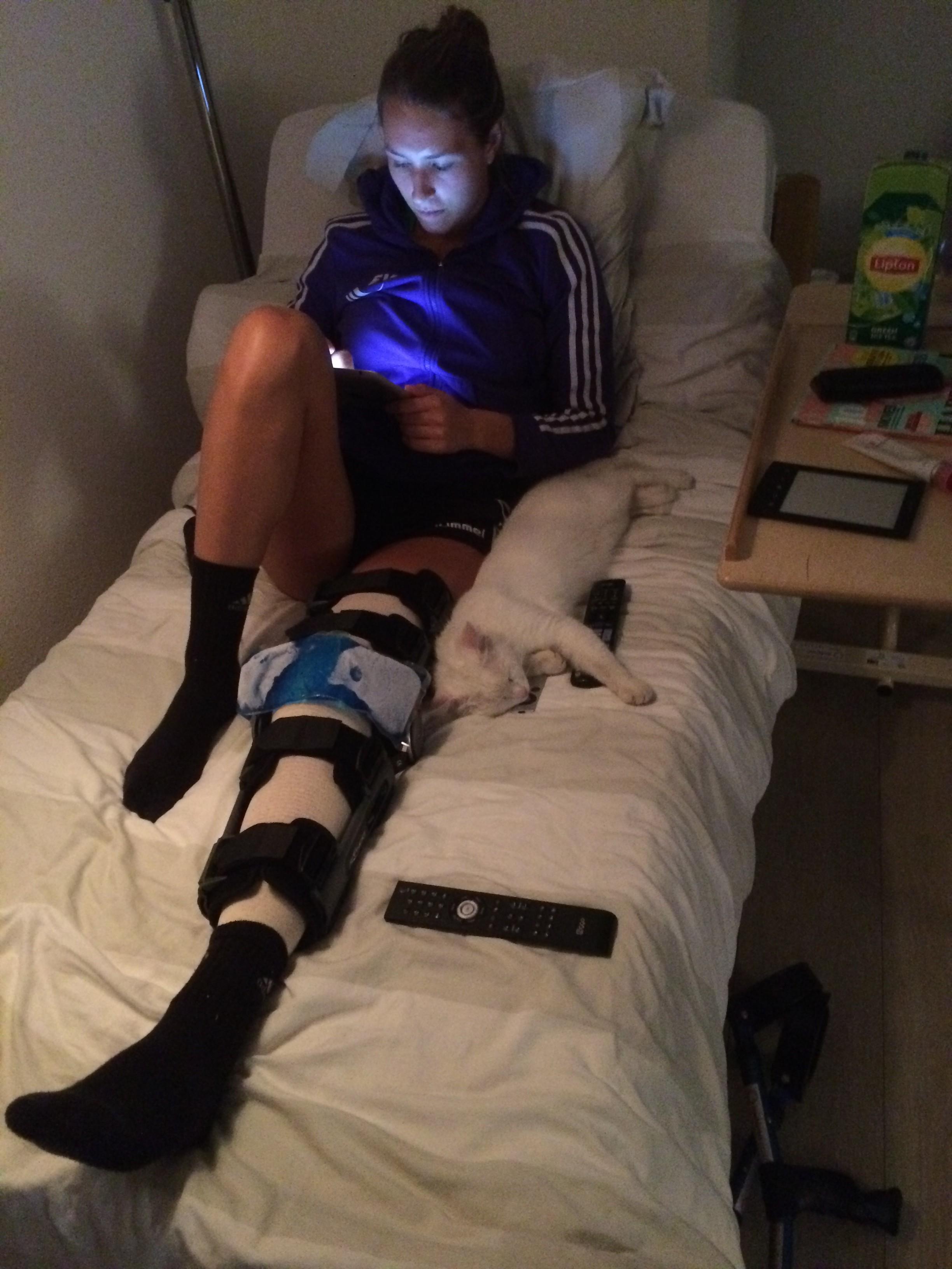 operatie kruisband knie